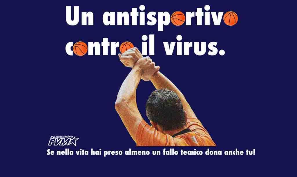 Coronavirus, la Pvm raccoglie fondi per Protezione civile e Fratellanza Popolare