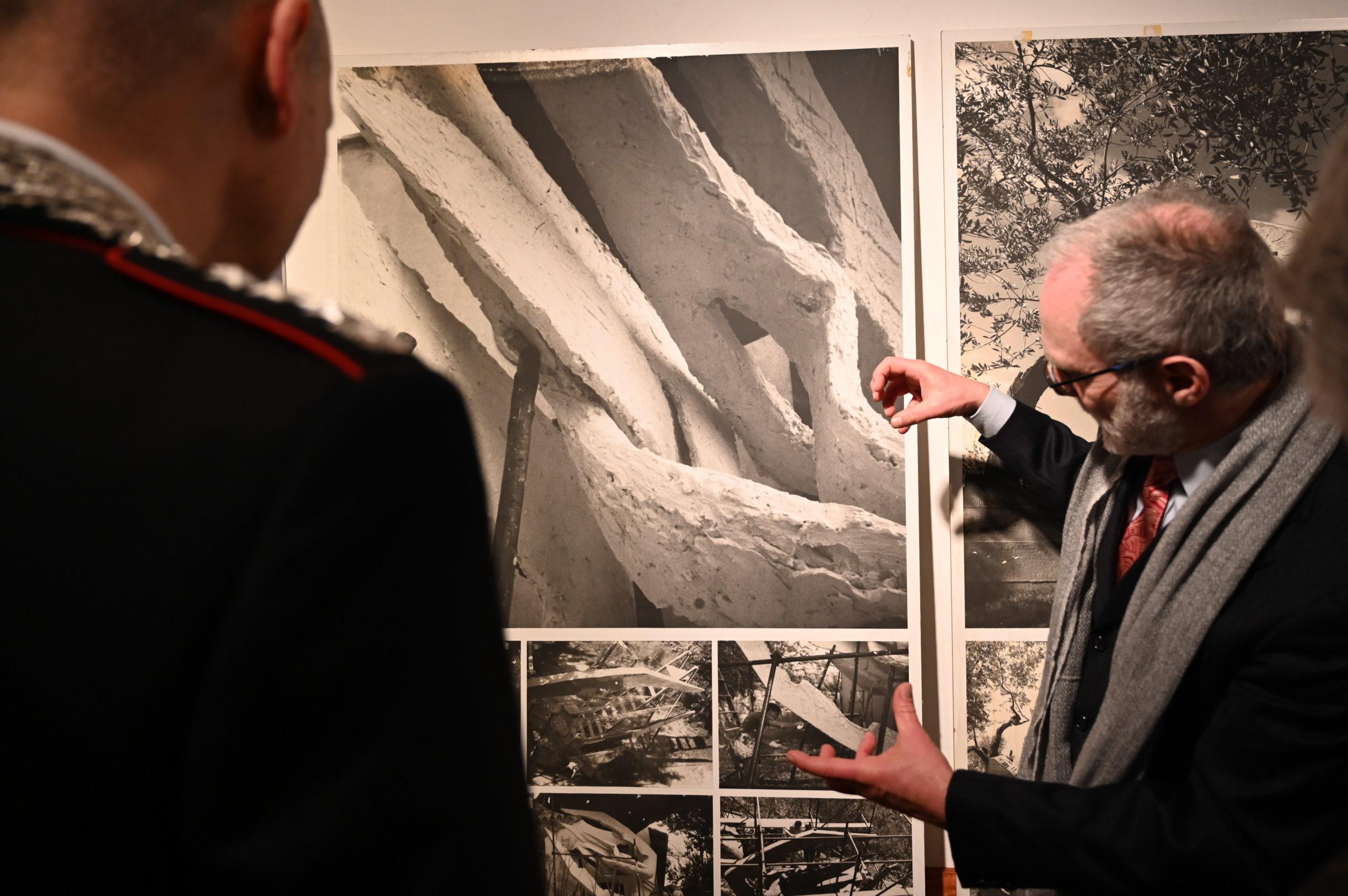 Mostra Guasti, Michelucci e i Tre Carabinieri: il catalogo è gratis
