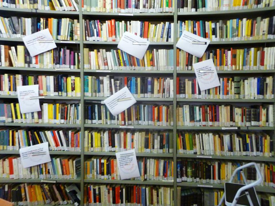 """Dpcm, chiude la biblioteca: """"Stiamo studiando soluzioni alternative"""""""