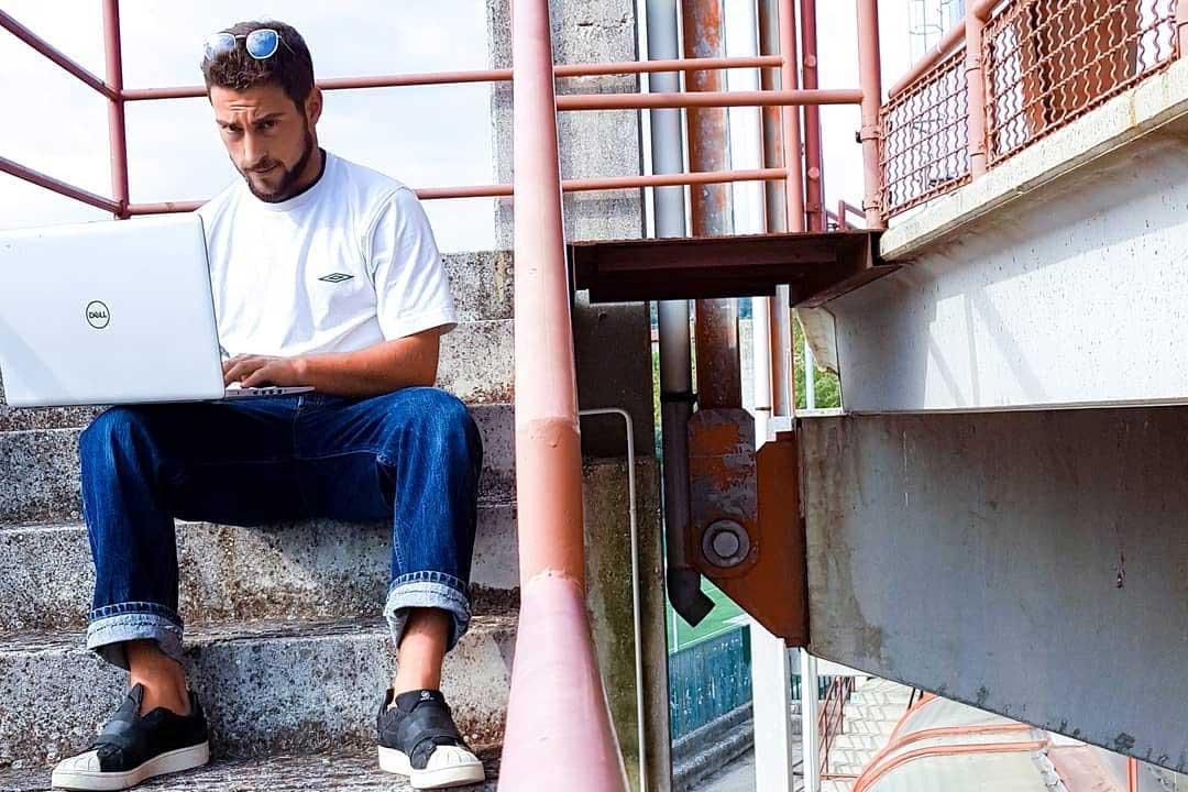 """Lorenzo, 27 anni: """"Con Fiesole City promuovo sui social le realtà locali"""""""