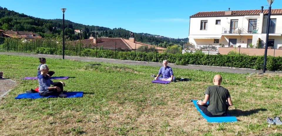 PVM, ripartono i corsi di ginnastica: dal pilates allo yoga. Anche all'aria aperta