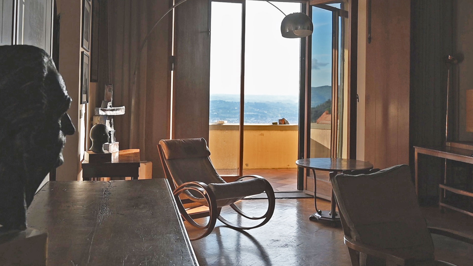 Fondazione Michelucci, visite guidate alla villa-studio a trent'anni dalla morte del grande architetto