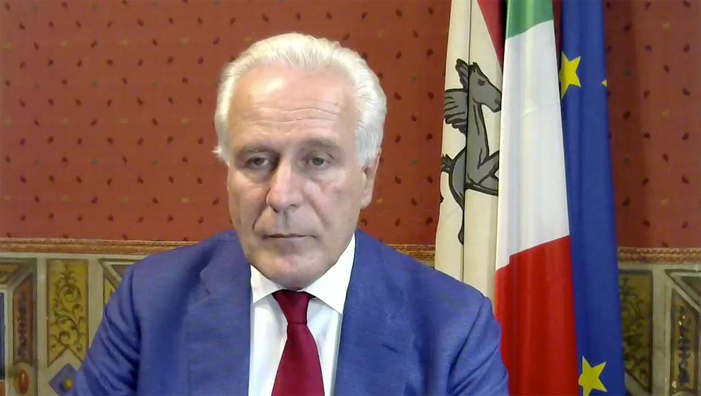 Giani: Toscana in zona rossa fino al 4 dicembre