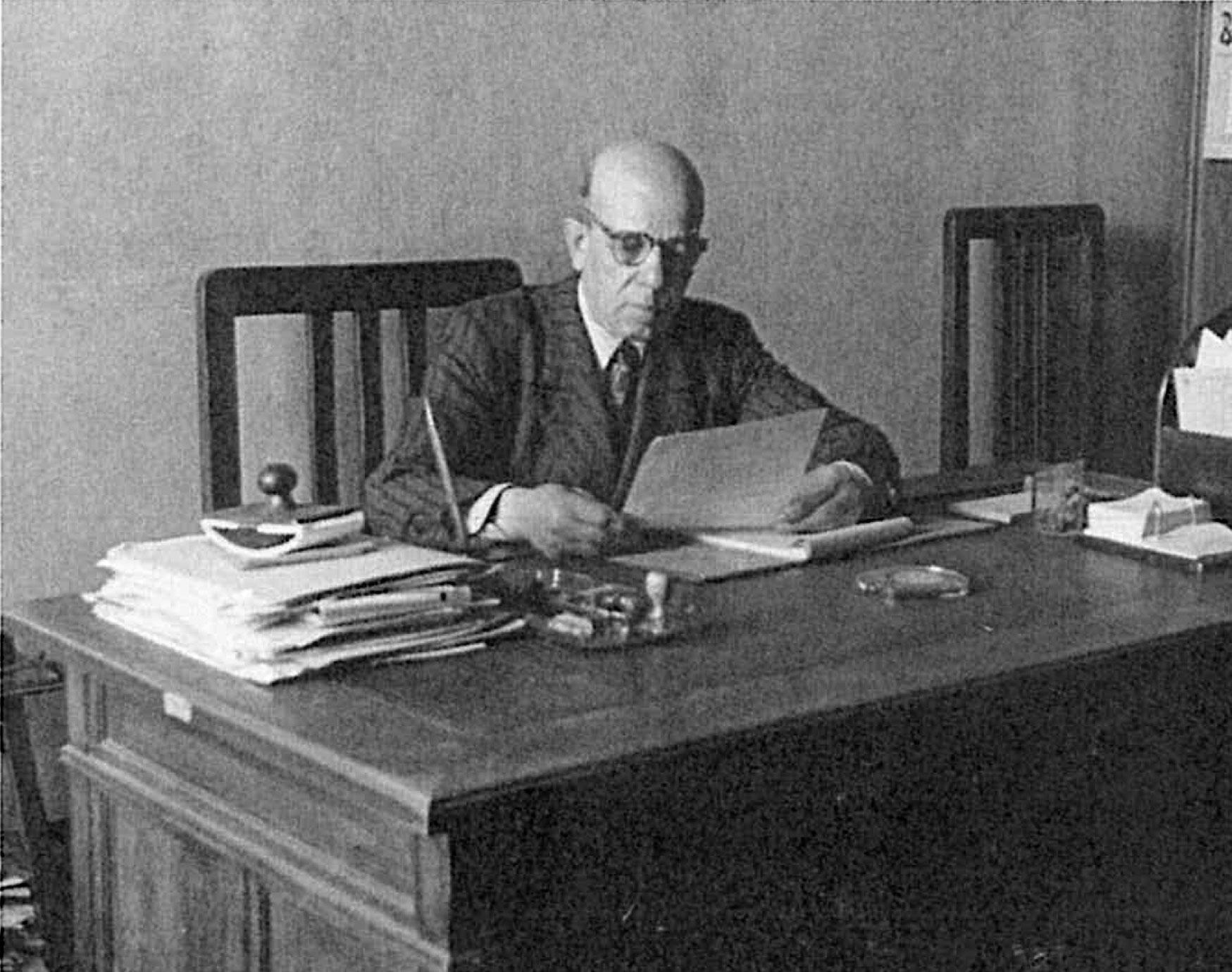 """Luigi Casini, il sindaco socialista """"uomo del popolo tra il popolo"""" che portò l'acqua a Fiesole e guidò il dopoguerra"""