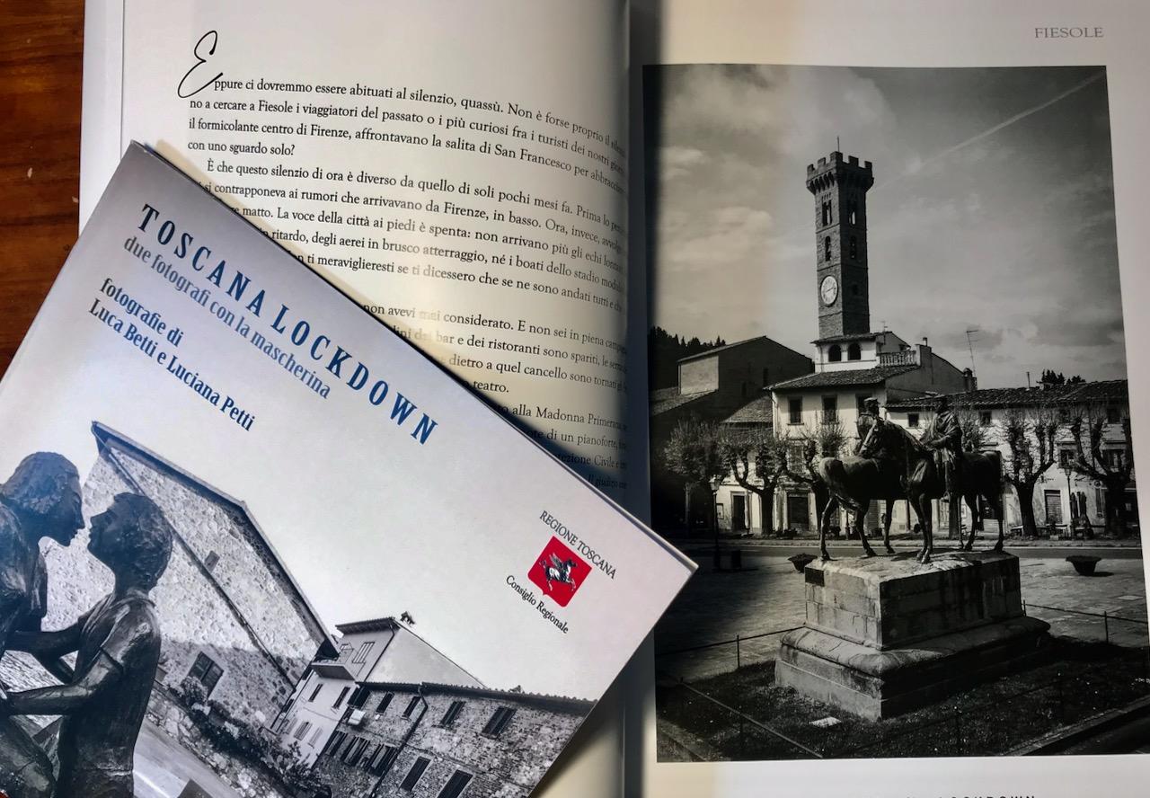 Le pagine su Fiesole nel libro sulla Toscana nei giorni del lockdown