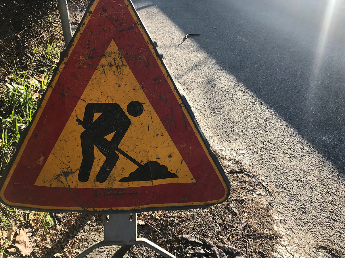Sistemazione delle strade a Caldine, Pian di Mugnone e Borgunto. Per ora nessun intervento a Montebeni